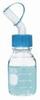 Chemical Bottle Pourer, PTFE, 30-mm cap size -- GO-06038-00