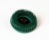 3M Scotch-Brite Ceramic BD-ZB Bristle Disc - Coarse Grade - Threaded Arbor Attachment - 4 1/2 in Outside Diameter - 24241 -- 048011-24241