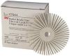 Radial Bristle Disc,TA,3In Dia,120G,PK40 -- 2AXX6
