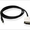 Gefen HDMI Male DVI 6Ft Assem -- GEFHDMI2DVI-06 - Image