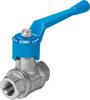 Ball valve -- QH-1 1/2 -Image