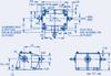 Bevel Gearboxes #GOX-E3-1 -- GOX-E3-1 - Image