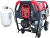 Triple-Fuel Troy-Bilt 10,500 Watt Generator - Image