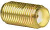 Adapter; SMA; Beryllium Copper; Beryllium Copper; 1000 V (RMS) @ 60 Hz -- 70198121