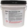 Wear Guard,Fine Load,30 Lb Bucket,Gray -- 3DPG5