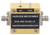 18 GHz to 40 GHz, Medium Power Broadband Amplifier with 20 dBm, 30 dB Gain and 2.92mm -- SPA-400-30-001-K - Image