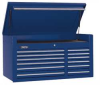 Tool Chest,50 In,12 Dr,Blue -- 5RRK5