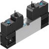 Air solenoid valve -- VSVA-B-D52-H-A2-1AC1 -Image