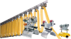 Power and Control Cable Festoon System