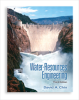 Water Resources Engineering, Third Edition -- 20820