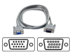 StarTech.com VGA Monitor Extension Cable -- MXT101