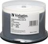 Verbatim DVD-R White Inkjet Printable 16x 50 Discs