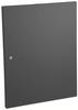 14RU Steel Front Door for Desk Top Cabinets -- 70271