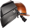 Welding Helmets and Adapters for Hard Hats