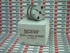 ZERO MAX INC SC030R-6X6MM ( SERVOCLASS COUPLING SIZE-030 W/6X6MM BORE ) -Image