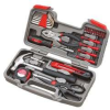 APOLLO PRECISION TOOLS 39 Piece General Tool Set -- Model# DT9706