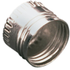 ASC Series (Threaded Aluminum Caps for Threaded Flared Fittings) -- ASC-12
