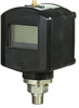 Limitless™ Wireless WPS Series Pressure Sensor, WPAN 802.15.4, 2.4 GHz, point-to-point (P2P), with LCD, RP-SMA antenna jack (no antenna included), gage pressure, 0 psi to 500 psi -- WPS1A00AGP1PFP1N