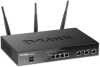 Wireless Dual WAN 4-Port Gigabit VPN Router with 802.11ac -- DSR-1000AC -- View Larger Image