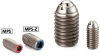 Miniature Ball Plunger (Made of Stainless Steel) -- MPS -Image