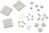 Leadless Top-Bottom Terminated Chip Thermistors -- BC101B1K -Image