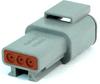 Amphenol ATM04-3P 3-Way ATM Connector Receptacle, DTM04-3P Compatible -- 38623 -Image