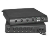 Tripp-Lite 6-Outlet Under-Monitor Surge Protector -- TMC-6