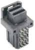 Mini SAS HD 4i Receptacle Connectors - SFF-8643 -- Q080639HR036M500ZA - Image