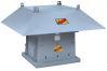 Hooded Reversible Roof Ventilator -- 17 Series