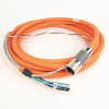 MP-Series 5m Power and Brake Cable -- 2090-CPBM7DF-12AA05 -Image
