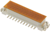 Rectangular Connectors - Arrays, Edge Type, Mezzanine (Board to Board) -- DF9-23P-1V(54)-ND -Image