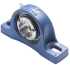 Cast Stainless Steel Pillow Block Insert Bearing - SPB-SS Series -- SPB012SS - Image