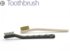 Hand Scratch Brushes -- Toothbrush - Image