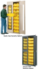 QUICK-VIEW SECURITY BIN CABINETS -- HAC3618QV240 - Image