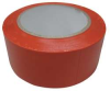 Hazard Marking Tape,Orange, 2 In -- 6FXV2