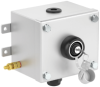 Control Unit Ex e, Stainless Steel, Key Switch -- LCS1.K1OX.B