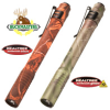 Alkaline Battery-Powered Flashlight -- Buckmasters Camo Stylus Pro
