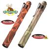 Alkaline Battery-Powered Flashlight -- Buckmasters Camo Stylus Pro - Image