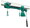 JDN Big Bag Handling Air Hoists -- BBH-2000-1