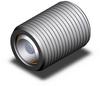 Threaded Design Swivot - 3/4-10 X 1 - Replaceable Pad -- TBU-0750X3