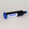 Dymax Multi-Cure 6-621 UV Curing Adhesive Clear 170 mL Cartridge -- 6-621 170ML CARTRIDGE