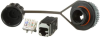 Modular Connectors - Adapters -- 298-12751-ND