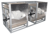 Backward Inclined Double Fan, Double Width, Double Inlet -- VBC-2
