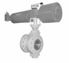 Control & Shut-off Butterfly Valve -- Type LTR 43 - Image