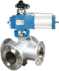 RS series Four-way Ball Valve