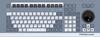 Ex i keyboard with trackball -- EXTA2-*-K3* - Image