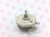 OHMITE RJS800E ( OHMITE , RHEOSTAT, WIREWOUND, 800 OHM, 50W, RJS SERIES, TRACK RESISTANCE: 800OHM, POWER RATING:50W, ADJUSTMENT TYPE: SCREWDRIVER SLOT, POTENTIOMETER, AVAILABLE, SURPLUS, NEVER USED... -Image