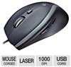 Logitech 910-001204 Corded Mouse M500 - 1000 DPI, Hyperfast -- 910-001204
