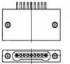 Nanominiature DUALOBE® Connectors & Jumper Assemblies -- SSG005L2 - Image