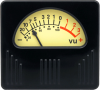 Vintage Series Analogue Meter -- AL19R -- View Larger Image